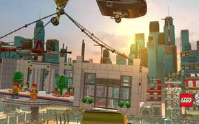 LEGO Movie Video Game - Announce Trailer