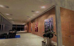 SPACESCAN - Entrance Foyer & Virtual Art #1