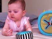 Eva's New Toy