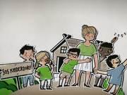 SOS Children's Village Video: TimeSpend-App