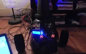 Arduino Darth Vader Lighthouse - Alexis Bertin TFE