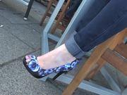 North East Women Wear Highest Heels In Britain