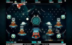 Cosmic Fortune Gameplay