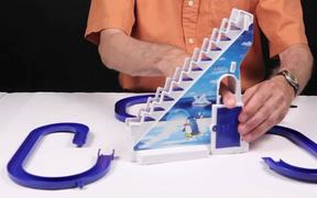 Assembling the Penguin Toy