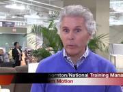 Southern Motion Bursts Las Vegas Market