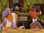 Sesame Street Video: Upside Downton Abbey