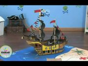 Stile Baby Interio - Kidkraft Pirate Ship