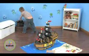 Stile Baby Interio - Kidkraft Pirate Ship