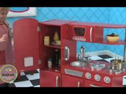 Stile Baby Interio - Kidkraft Retro Kitchen