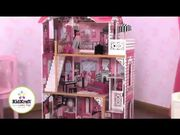 Stile Baby Interio - Kidkraft Amelia Doll House
