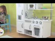 Stile Baby Interio-Kidkraft White Vintage Kitchen