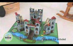 Stile Baby Interio - Kidkraft Delux Castle Set