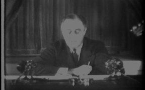 Franklin D. Roosevelt - Six Fireside Chats