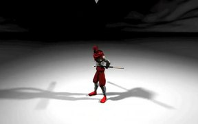 Ninja Toy 1.5 - Motion Capture Remix