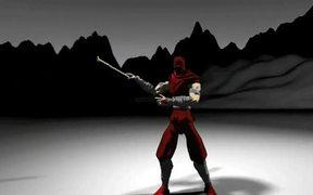 Ninja Toy 1.5 - Motion Capture Remix