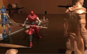 Ninja Toy - A Motion Capture Tech Demo