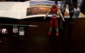 Ninja Toy 2 Short Film & Motion Capture Demo