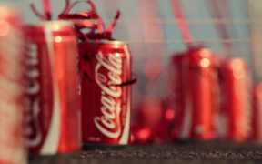 Coca Cola Commercial: Love is in the Air