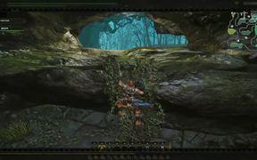 Monster Hunter Online - Purple Gypceros Combat