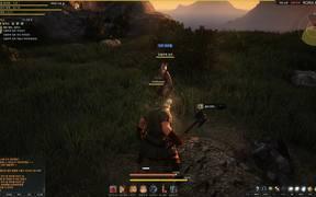 Black Desert - Closed Beta 2 Giant Gameplay 1