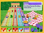 Dora's Do-Together Food Pyramid