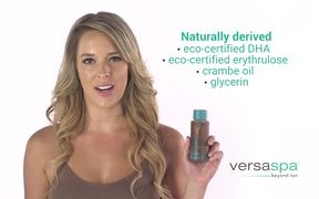 VersaSpa Luminous Legs Shimmering Oil