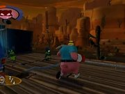 Sly Cooper: Thieves in Time - West Train Start