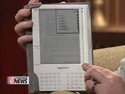 The Amazon Kindle, Sony Reader and iRex Iliad