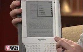 The Amazon Kindle, Sony Reader and iRex Iliad