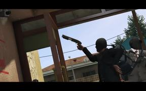 Grand Theft Auto V - Official Gameplay Video