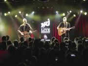 Energy Live Session: Milow - «Ayo Technology»