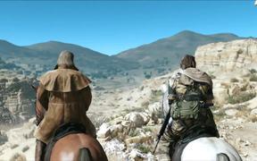 MGS5: The Phantom Pain E3 2013 Trailer