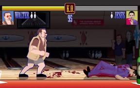 Sketch Fighter - Battle Lebowski