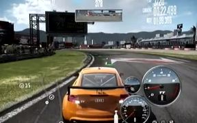 Interactive Audio in Need For Speed Shift