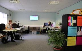 Destek Technology at Sandfields Business Centre