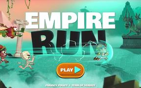 A&E Network - Planet H - Empire Run Mobile Game