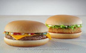 McDonald's Commercial: Saver Menu Costume