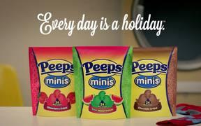 Peeps Campaign: Lost Sock Memorial Day