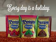 Peeps Campaign: National Static Electricity Day