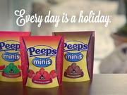 Peeps Campaign: Take Your Pants For a Walk Day
