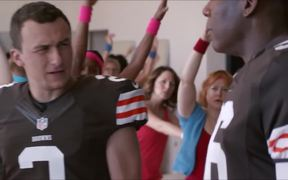 Snickers Commercial: Johnny JamBoogie