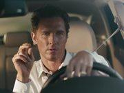 Lincoln Campaign: Matthew McConaughey 'Bull'