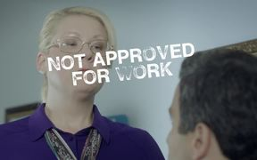 Virgin Campaign: Approved 4 Work: Lady Gaga