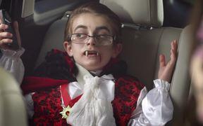 Ford Commercial: Vampire Kid