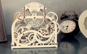 UGears.es Model Mechanical Theatre