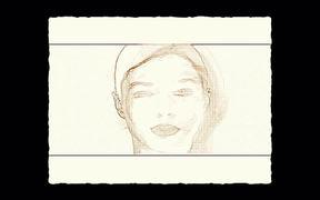 Living Portrait FM Mona Liza