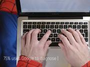 Gezondheid Campaign: Don't Google It