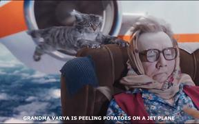 Motive Campaign: Crazy Ride: Grandma Varya