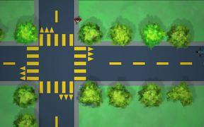 Interactive Traffic Simulation System - Trailer