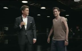 DirecTV Campaign: Scrawny Arms Rob Lowe